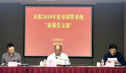 """杭州种业集团""""党建+项目""""初见成效"""