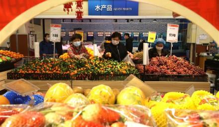 """河北邯郸:稳定""""菜篮子""""保障市场供应"""